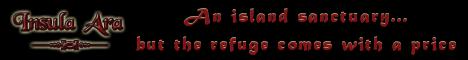 Insula Ara ~ Sanctuary Island